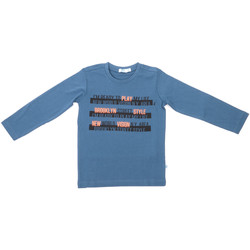 Abbigliamento Unisex bambino T-shirts a maniche lunghe Melby 70C5524 Blu
