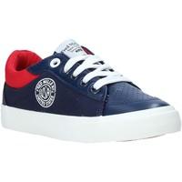 Scarpe Unisex bambino Sneakers basse Fred Mello S20-SFK306 Blu