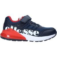 Scarpe Unisex bambino Sneakers basse Ellesse ES0010S Nero