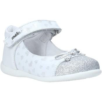 Scarpe Bambina Ballerine Melania ME0100A0S.A Bianco