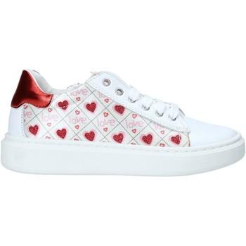 Scarpe Bambina Sneakers basse Melania ME2252D0S.A Bianco