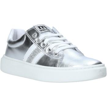 Scarpe Unisex bambino Sneakers basse Melania ME6271F0S.B Argento