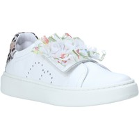 Scarpe Bambina Sneakers basse Melania ME6274F0S.A Bianco