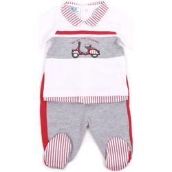 Abbigliamento Unisex bambino Completo Melby 20Q7330 Rosso