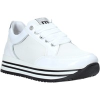 Scarpe Unisex bambino Sneakers basse Melania ME6250F0S.A Bianco
