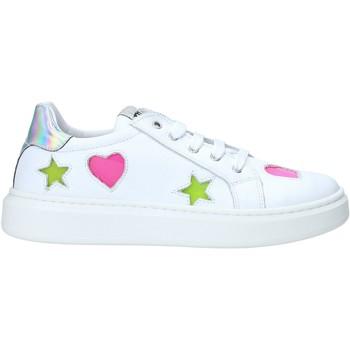 Scarpe Bambina Sneakers basse Melania ME6280F0S.B Bianco