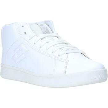 Scarpe Donna Sneakers alte Lotto L59026 Bianco