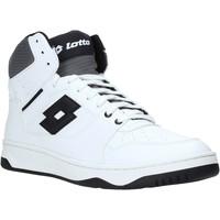 Scarpe Uomo Sneakers alte Lotto 212071 Bianco