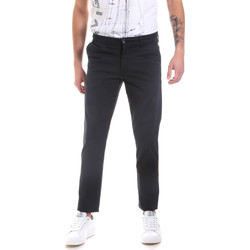 Abbigliamento Uomo Chino Les Copains 9U3320 Blu