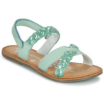 Scarpe Bambina Sandali Kickers DIMDAMI Blu