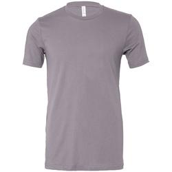 Abbigliamento T-shirt maniche corte Bella + Canvas CV3001 Grigio