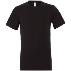 Abbigliamento T-shirt maniche corte Bella + Canvas CV3001 Nero