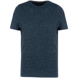 Abbigliamento Uomo T-shirt maniche corte Kariban Vintage KV2106 Blu