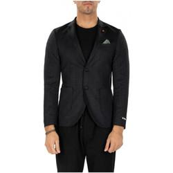 Abbigliamento Uomo Giacche / Blazer Berna GIACCA nero