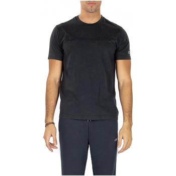 Abbigliamento Uomo T-shirt maniche corte Champion CREWNECK T-SHIRT bs505-night