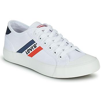 Scarpe Bambino Sneakers basse Levi's MISSION Bianco
