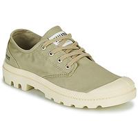 Scarpe Sneakers basse Palladium PAMPA OX ORGANIC II Verde