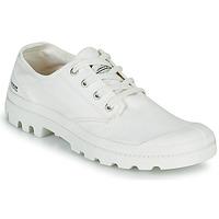 Scarpe Sneakers basse Palladium PAMPA OX ORGANIC II Bianco