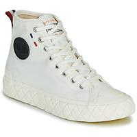 Scarpe Sneakers alte Palladium PALLA ACE CVS MID Bianco