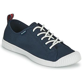 Scarpe Donna Sneakers basse Palladium EASY LACE Marine