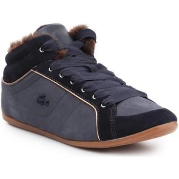 Scarpe Donna Sneakers alte Lacoste Missano MID 5 SRW DK 7-26SRW4207120 granatowy