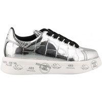 Scarpe Donna Sneakers basse Premiata Sneakers Belle 4900 Argento