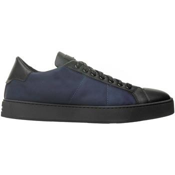 Scarpe Uomo Sneakers basse Santoni SNEAKER BASSA Multicolore