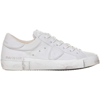 Scarpe Donna Sneakers basse Philippe Model Sneakers Paris Bianco