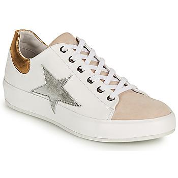 Scarpe Donna Sneakers basse Felmini TRUMP Bianco