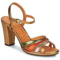 Scarpe Donna Sandali Chie Mihara ADIEL Verde / Bronzo