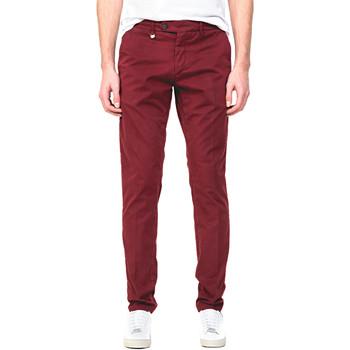 Abbigliamento Uomo Chino Antony Morato MMTR00496 FA800109 Rosso
