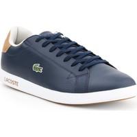 Scarpe Uomo Sneakers basse Lacoste Graduate LCR3 118 1 SPM 7-35SPM00134C1 granatowy, brown