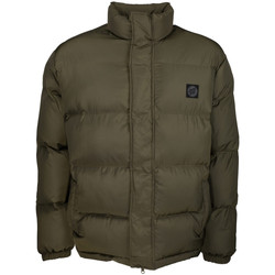Abbigliamento Uomo Piumini Santa Cruz Giacca Chance Jacket - Army Green Verde