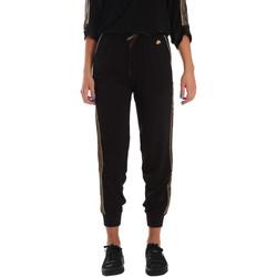 Abbigliamento Donna Pantaloni da tuta Fornarina BE171L96C99700 Nero