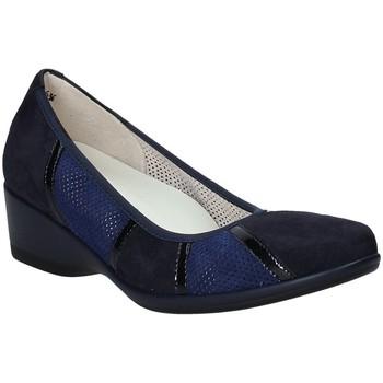 Scarpe Donna Ballerine Melluso R30532 Blu