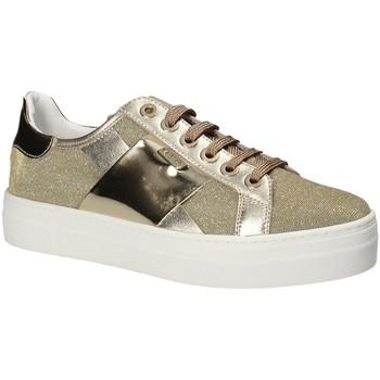 Scarpe Donna Sneakers basse Keys 5541 Giallo