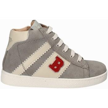 Scarpe Unisex bambino Sneakers alte Balducci RIMM301 Grigio