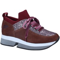 Scarpe Donna Sneakers basse Fornarina PI18SL1080VM72 Marrone