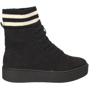 Scarpe Donna Sneakers alte Fornarina PI18HR1128S000 Nero
