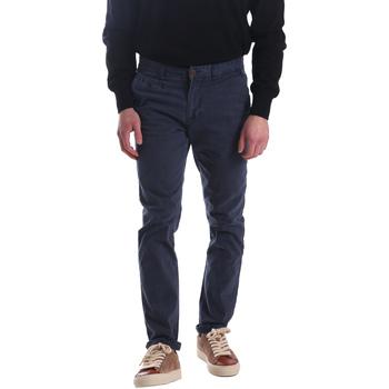 Abbigliamento Uomo Chino Automatic PAU22172 Blu