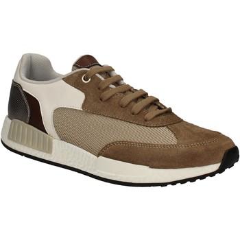 Scarpe Uomo Sneakers basse Keys 3061 Marrone