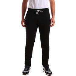 Abbigliamento Uomo Pantaloni da tuta Key Up 2F36E 0001 Nero