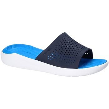 Scarpe Uomo ciabatte Crocs 205183 Blu