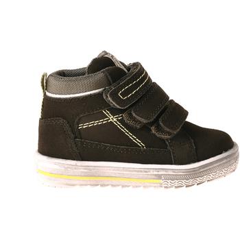 Scarpe Unisex bambino Sneakers alte Grunland PP0353 Verde