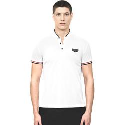 Abbigliamento Uomo Polo maniche corte Antony Morato MMKS01467 FA100083 Bianco
