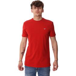 Abbigliamento Uomo T-shirt maniche corte Antony Morato MMKS01737 FA120022 Rosso