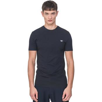 Abbigliamento Uomo T-shirt maniche corte Antony Morato MMKS01737 FA120022 Blu