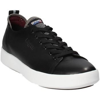 Scarpe Uomo Sneakers basse Blauer 8SAUSTINXL01/LEA Nero