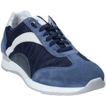 Scarpe Uomo Sneakers basse Exton 661 Blu