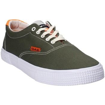 Scarpe Uomo Sneakers basse Gas GAM810160 Verde